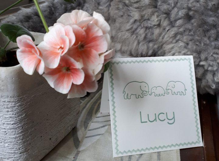 geboren: Lucy
