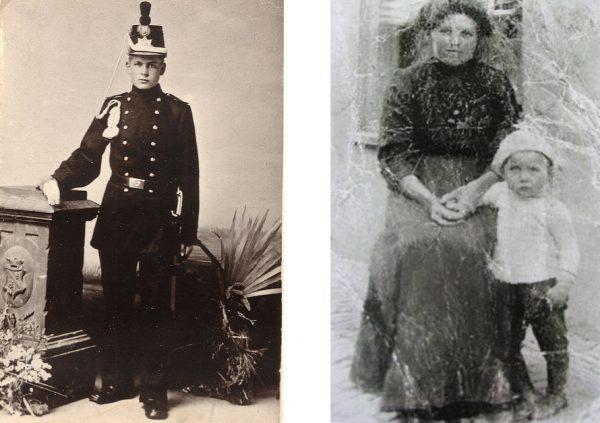opa en oma in de eerste wereldoorlog