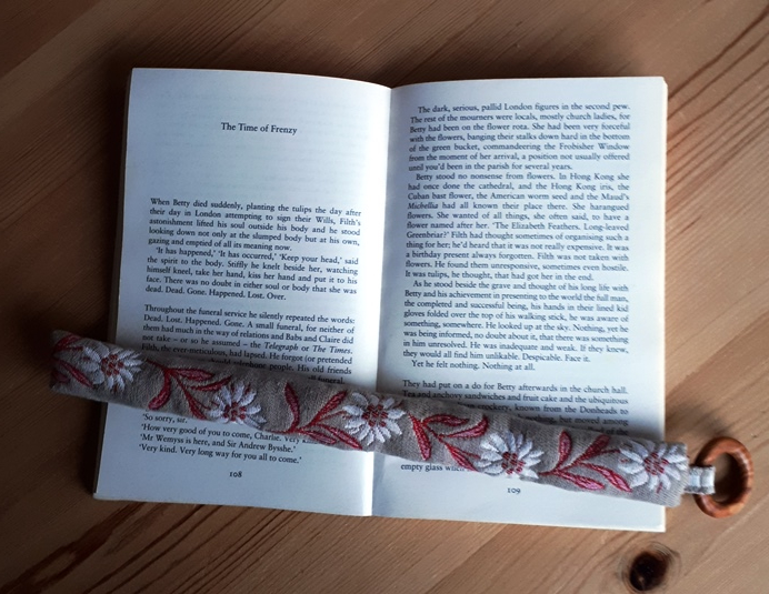 Gelezen met boekenketting