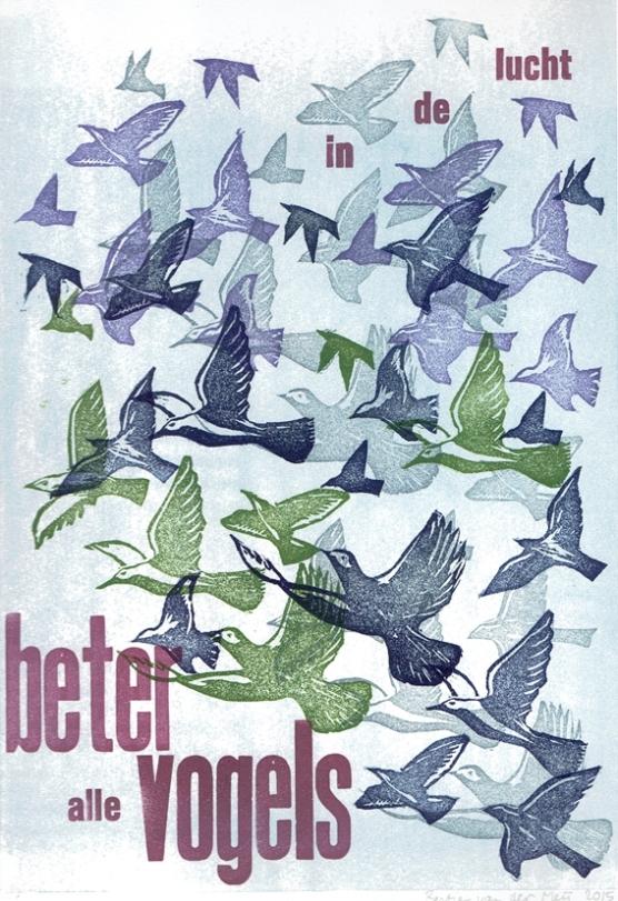 Beter alle vogels