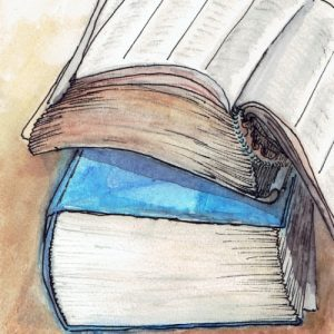 portfolio schetsboek