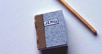 miniatuurboekje J.S. Mill Utilitarianism quotes